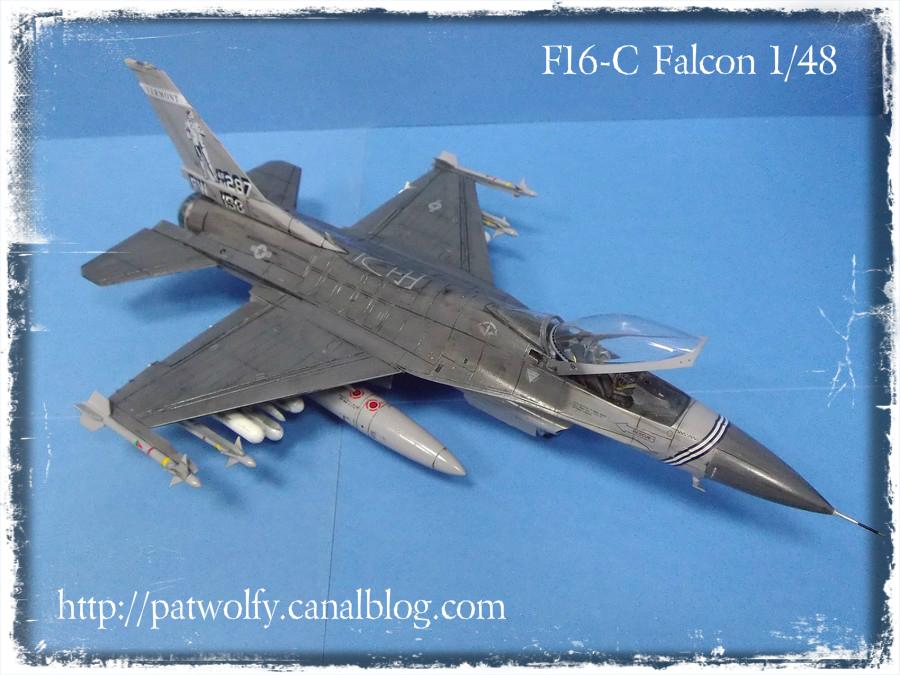 F16 C FIGNTNING FALCON